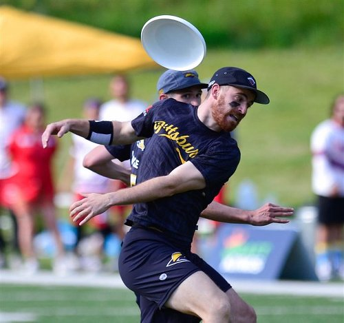 Sidelined for over 600 days, Pittsburgh ultimate frisbee team makes cathartic return