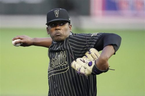 Vanderbilt's Kumar Rocker and Jack Leiter offer intrigue — and questions — for Pirates