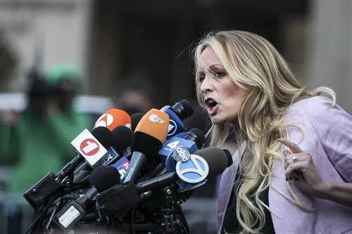 FEC drops inquiry into Trump hush-money payment to Stormy Daniels