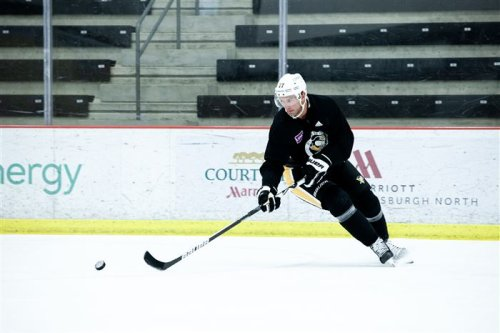 New Penguins forward Jeff Carter raring to make another run at Stanley Cup