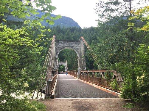 B.C.'s historical Alexandra Bridge to be restored