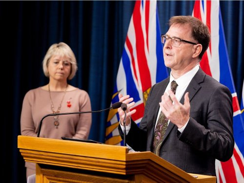 COVID-19: 'Solemn day' for B.C. as thousands of health-care workers defy vaccination deadline