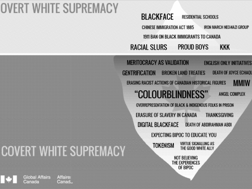Only white people can be racist: Inside Global Affairs' anti-racism course materials