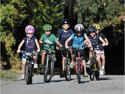 B.C. program that teaches kids in Grade 4 and 5 how to safely ride a bike kicks into high gear this spring