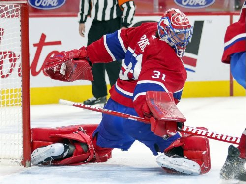 Canadiens' Carey Price won't make trip to Toronto with team