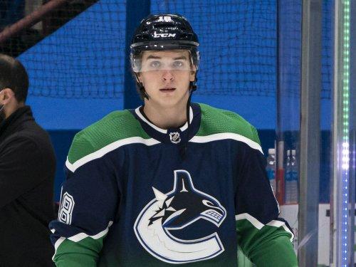 Vancouver Canucks' Jake Virtanen denies sexual assault allegations