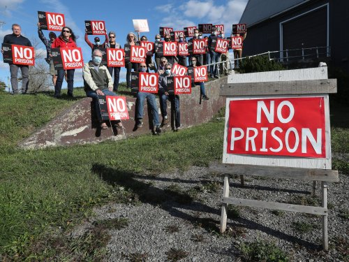 'Doesn't make sense:' Kemptville residents question plan to build a huge jail in the middle of a small town