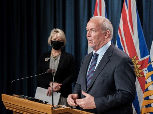 COVID-19: B.C. announces travel restrictions, lowers eligible age for AstraZeneca vaccine