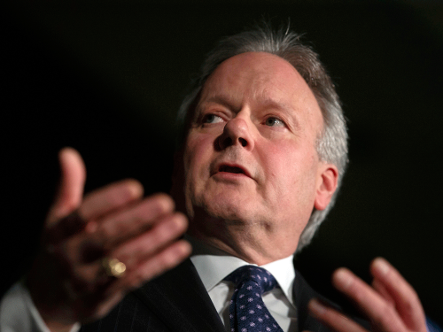 Prices are rising, but here's why Stephen Poloz isn't too concerned about it