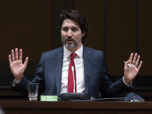 Rex Murphy: Trudeau's true face has emerged while in power, and it isn't pretty