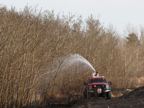 Dry conditions force City of Edmonton, counties to issue fire restrictions, bans