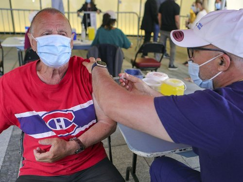 COVID-19 live updates: Feel free to mix and match vaccines, Legault tells Quebecers