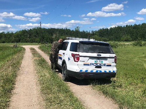 Homicide suspect Wildman returned to Manitoba: RCMP