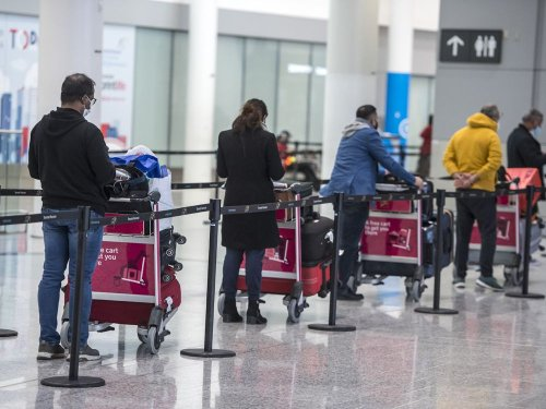 Almost a third of international air travellers allowed to skip quarantine hotel, but government won't say why