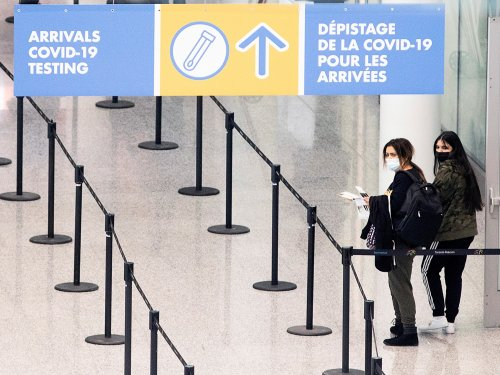 Ontario stops providing information about COVID-infected flights