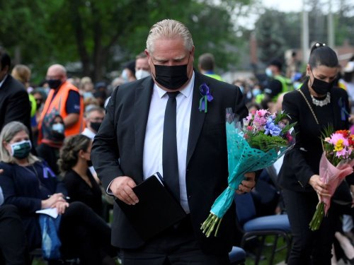 Adam: Doug Ford turns his back on Muslims in the Ontario legislature