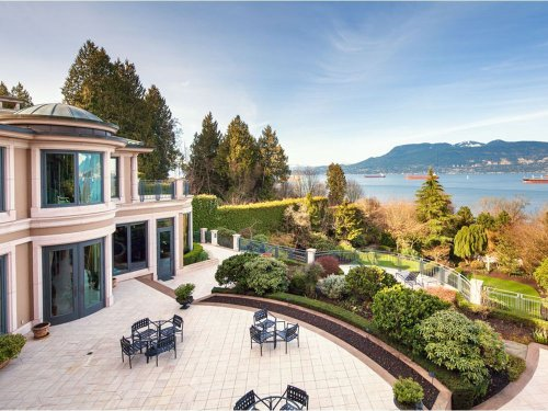 Joseph and Rosalie Segal's Belmont Avenue mansion sold for $42 million