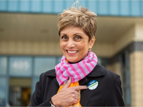 Jyoti Gondek poised for win, will be first woman to serve as Calgary's mayor