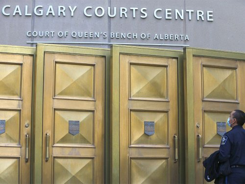 Judge sentences former Calgary police officer to 90 days jail for body-slamming handcuffed suspect into pavement