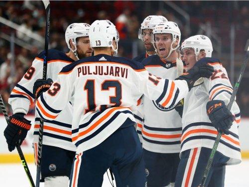 Mikko Koskinen helps Edmonton Oilers stay perfect