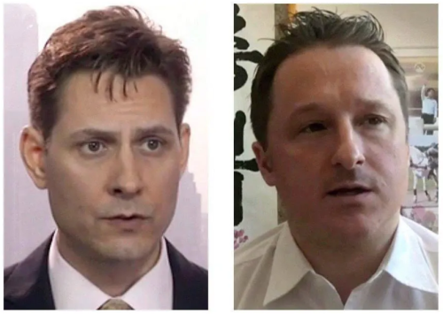 Michael Kovrig and Michael Spavor, Canadians detained in China since 2018, are 'on their way home': Trudeau