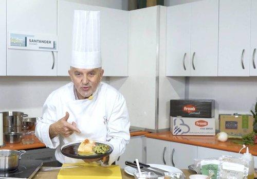 RECETA: SALMÓN AL AZAFRÁN CON SUS HUEVAS – COCINANDO CANTABRIA
