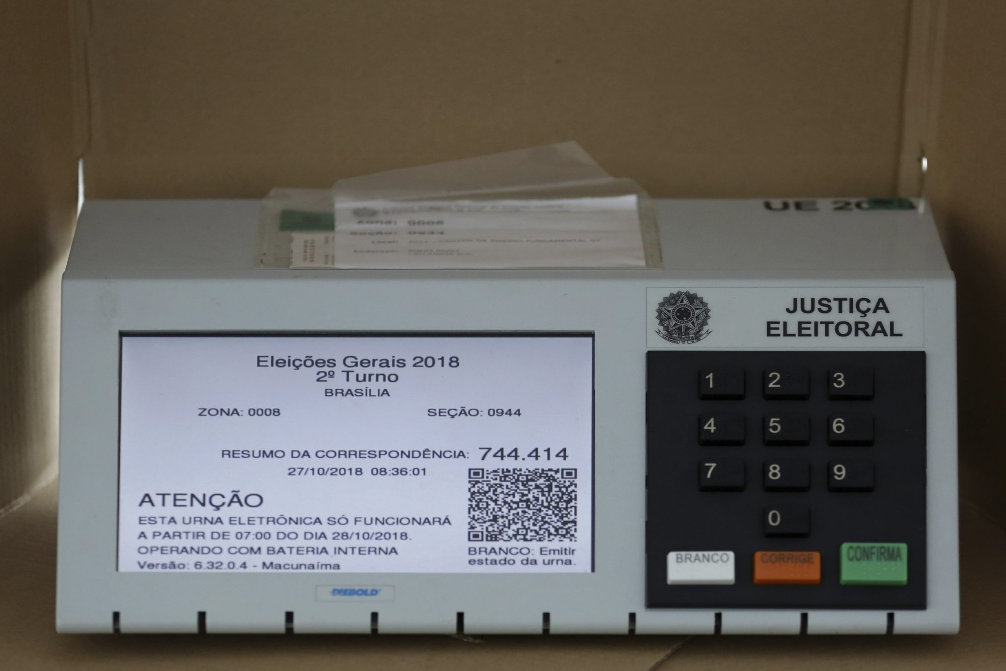 Electronic ballots are effective, fast and used all over the world — so why aren't used in the U.S.?