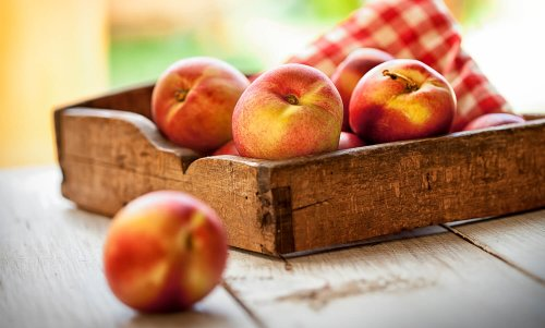 Nektarine: So gesund ist das Obst