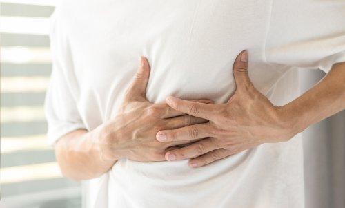 Schmerzen unter der linken Brust: Die Ursachen