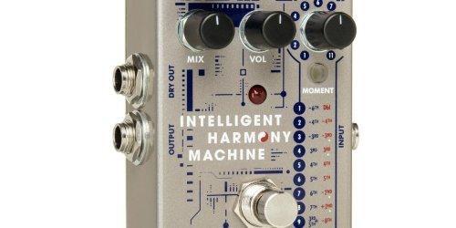 Electro-Harmonix Releases the Intelligent Harmony Machine