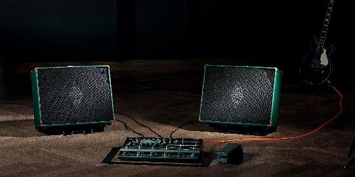 Kemper Unveils New Powered Cabinet