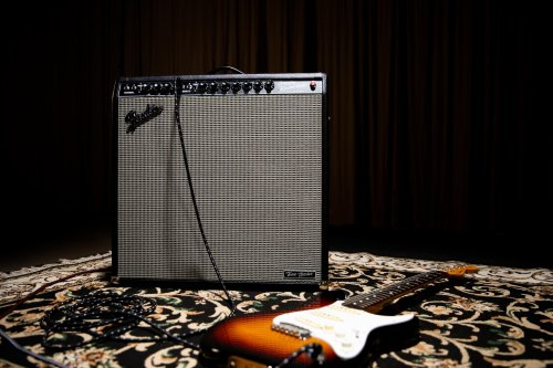 Fender Unveils the Tone Master Super Reverb