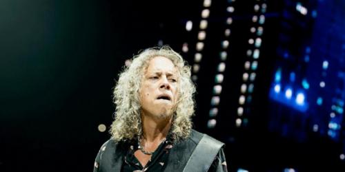 Gibson Announces Partnership With Kirk Hammett