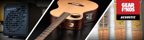 Acoustic Gear Finds June 2021