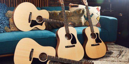 Gibson Announces the Generation Collection