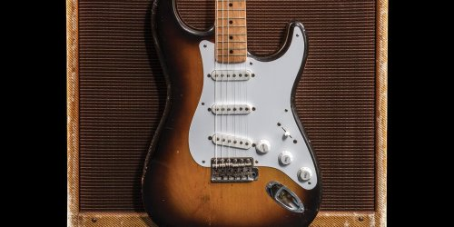 "Close-Up on a ""Perfect"" Stratocaster"