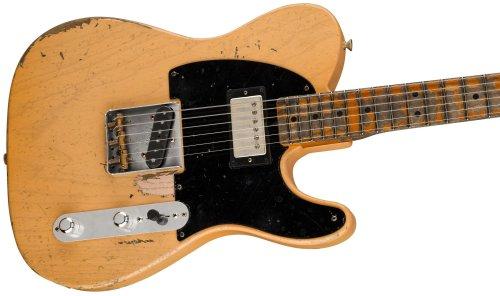 "Fender and Joe Bonamassa Announce ""The Bludgeon"" '51 Nocaster"