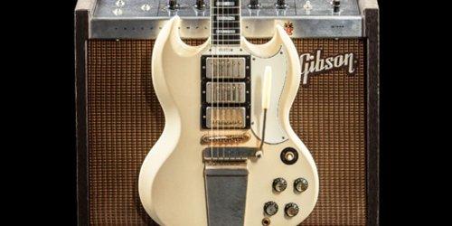 Gleaming White 3-Pickup Dynamite
