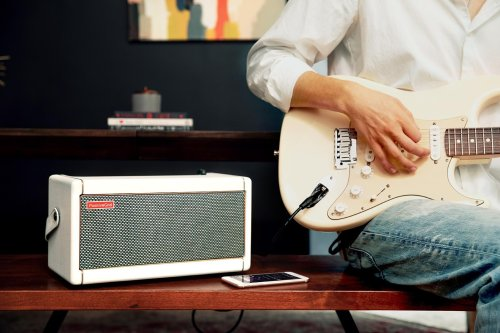 This New Practice Amp is so Stunning, You'll Want to Display it in Your Living Room