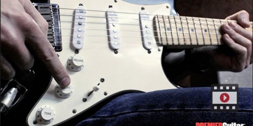 DIY: All About Your Electric Guitar's Knobs and Switches