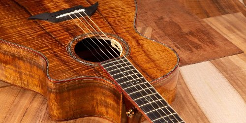 Breedlove Guitars Unveils the 30th Anniversary King Koa
