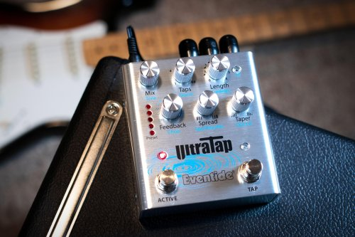 Eventide Introduces the UltraTap