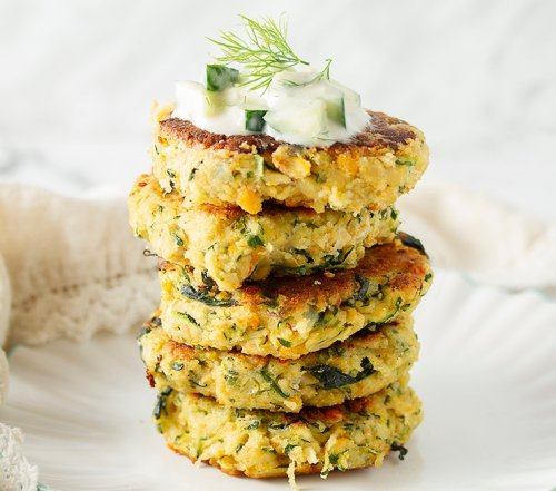 From Zucchini Fritters to Moroccan Chickpea Stew: 10 Vegan Recipes that Went Viral Last Week!