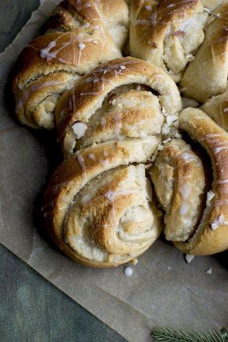 Swedish Almond Coffeecake [Vegan]