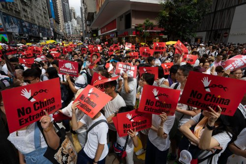 Liberal and Free Hong Kong Is Dead | The American Spectator | USA News and PoliticsThe American Spectator | USA News and Politics