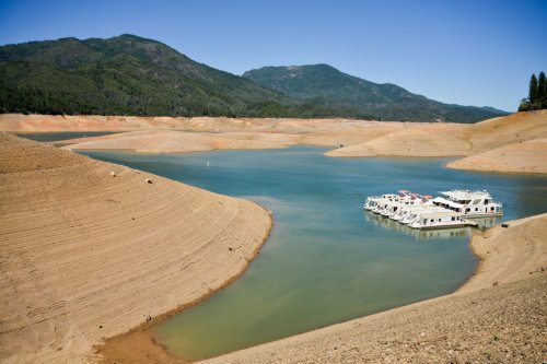 California's Drought Already Decimating Reservoirs