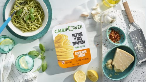 CAULIPOWER Adds Pasta to their Line of Products!