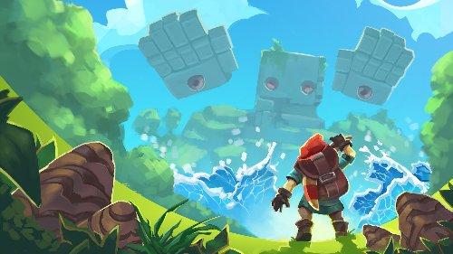 The Lightbringer - Charmantes Puzzle-Abenteuer für PC und Nintendo Switch vorgestellt