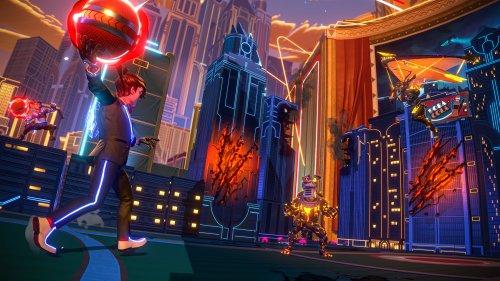 Knockout City - Dodgeball-Multiplayerspiel startet in die zweite Season