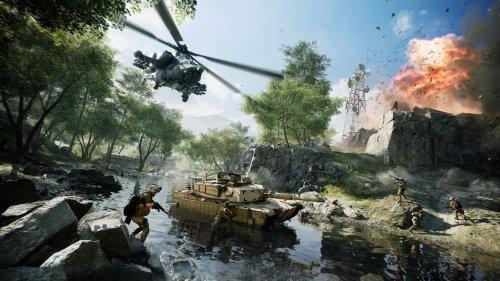 "Battlefield 2042 - Umfangreicher Kreativ-Baukasten ""Battlefield Portal"" vorgestellt"